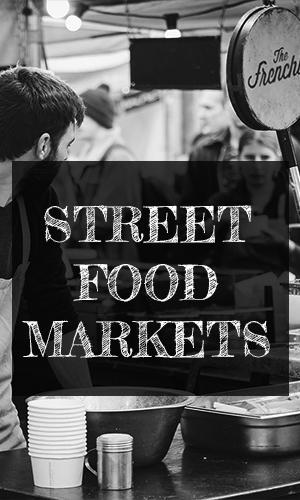 STREET FOOD MARKET LONDON 1