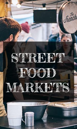 STREET FOOD MARKET LONDON 2