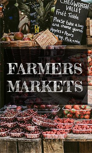 farmers market London 2