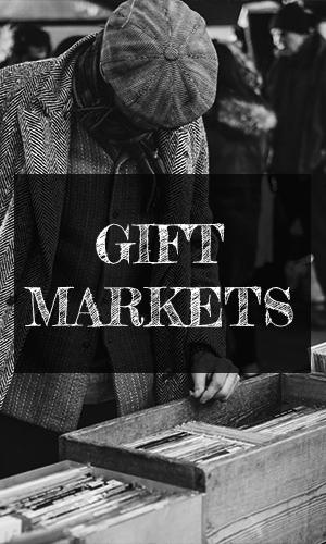 gift market London 1