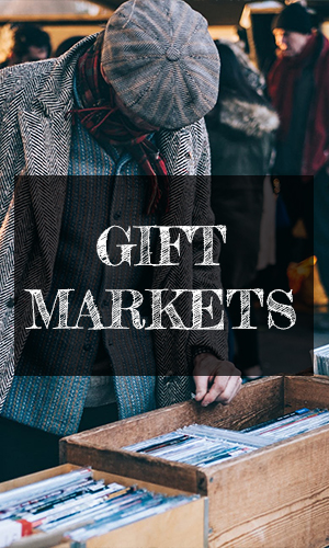 gift market London 2